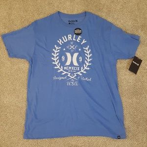Hurley t shirt (new with tags)